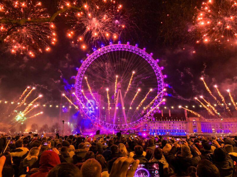 Capodanno Capitali Europee - Londra