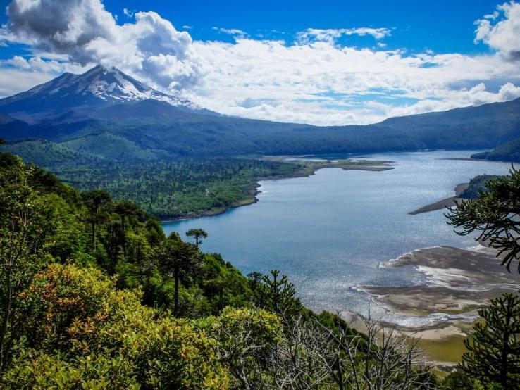 Cile del sud - Regione dei Laghi